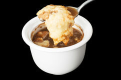 French onion soup Stock Images