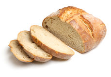 French 'Pain de Campagne' Bread Loaf.  Stock Photography