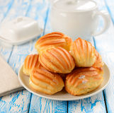 French pastries Stock Photography