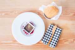 French pate Royalty Free Stock Images
