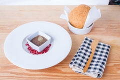 French pate Royalty Free Stock Photos