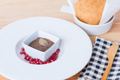 French pate Stock Photography