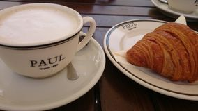 French Patisserie Paul Royalty Free Stock Photography