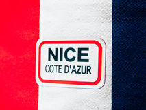 french patryotism Stock Photography