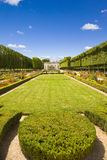 French pavilion and garden Stock Photography