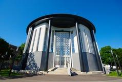 French Pavilion, Zagreb, Croatia Stock Photography