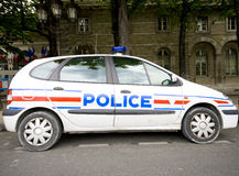 French police Royalty Free Stock Images