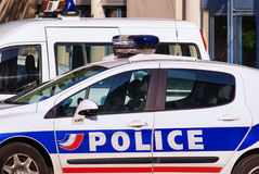 Police nationale Royalty Free Stock Photography