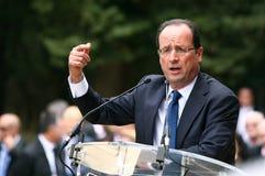 French politician Francois Hollande Stock Photo