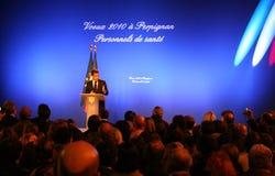French President's Nicolas Sarkozy Royalty Free Stock Image