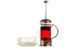 French press Royalty Free Stock Photography