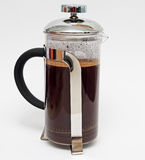 French press coffee Stock Photography