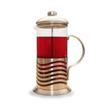 French press for making coffee and tea Royalty Free Stock Images