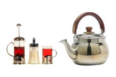 French press Stock Photography
