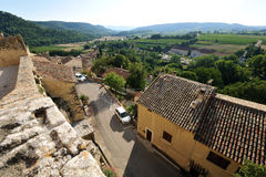French Provence near Ansouis Royalty Free Stock Photography