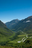 French Pyrenees Royalty Free Stock Image