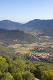 French Pyrenees Royalty Free Stock Photography