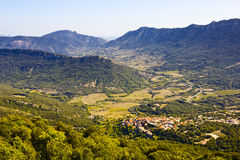 French Pyrenees Stock Photo