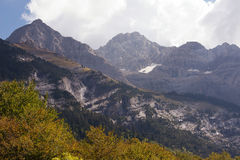 French Pyrenees Royalty Free Stock Images