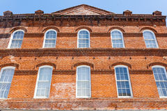 French Quarter Architecture Stock Photography