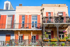 French Quarter Stock Image