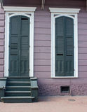 French Quarter House Royalty Free Stock Images