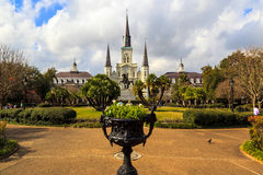 French Quarter Royalty Free Stock Photography