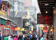 French Quarter Royalty Free Stock Photo