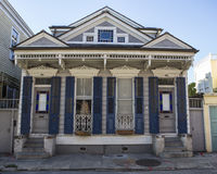 French Quarter Residence Royalty Free Stock Photos