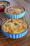 French Quiche Royalty Free Stock Photography