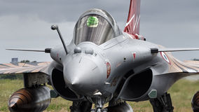 French Rafale Stock Photo
