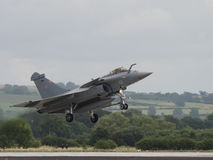 French Rafale fighter jet Stock Image