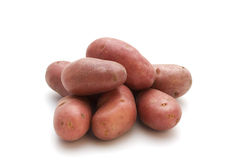 French red potatoes Royalty Free Stock Photo