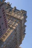 French Renaissance Revival Facade (Philadelphia) Royalty Free Stock Photos