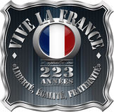 French Republic Badge Stock Image