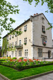 French resort Aix-Les-Bains Royalty Free Stock Photos