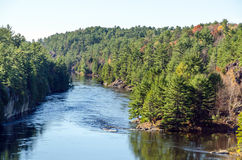 French river Royalty Free Stock Photography