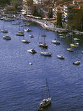 French riviera. Villefranche sur mer alpes maritime french riviera cote d'azur provence france europe Stock Photo