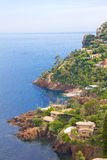French Riviera Stock Image
