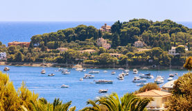 French Riviera Royalty Free Stock Image
