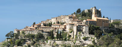 French Riviera - Famous places Stock Photos