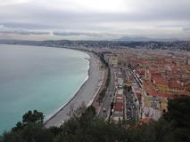 French Riviera, France Royalty Free Stock Image