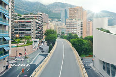 French riviera. Monaco. Monte Carlo. harbour Royalty Free Stock Images