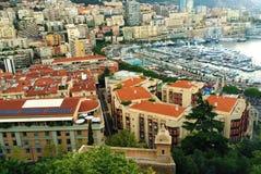 French riviera. Monaco. Monte Carlo. harbour Stock Images