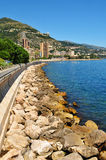 French Riviera Royalty Free Stock Photo