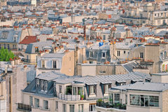 French Roof Stock Images