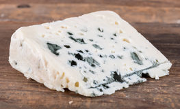 French roquefort cheese Royalty Free Stock Photos