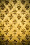 French Royal Flower Background Pattern Stock Images
