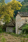 French rural villa Royalty Free Stock Photos