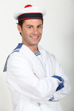 French sailor Stock Photography